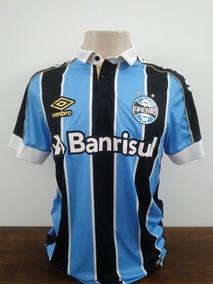 7c8935af2c Gremio Game Times Brasileiros Masculina - Camisas de Futebol com Ofertas  Incríveis no Mercado Livre Brasil