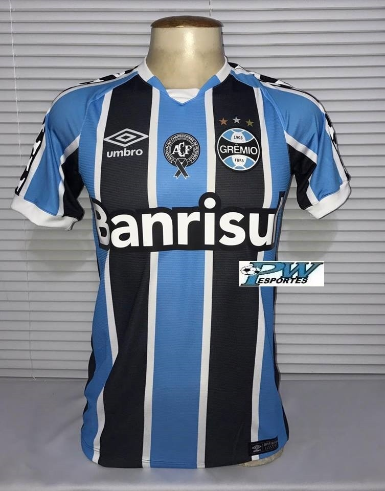 camisa gremio final copa do brasil 2016 geromel. Carregando zoom. 0b953d96121f8