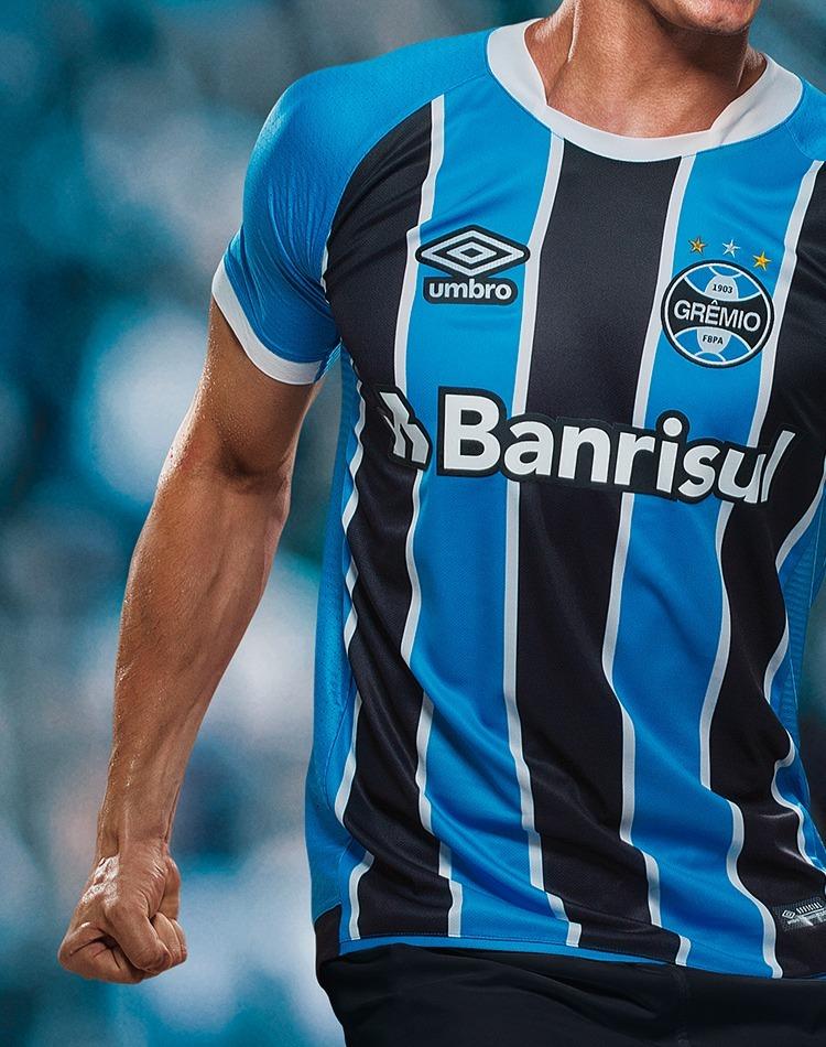 camisa gremio n° 10 oficial umbro 2017 2018 tri libertadores. Carregando  zoom. 9ee1165579a2f