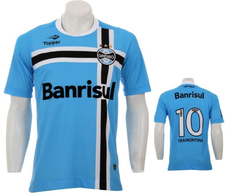 Camisa Gremio Oficial 2011 - Original - Tamanho Infantil 16 - R  49 ... cffd26c8f24af