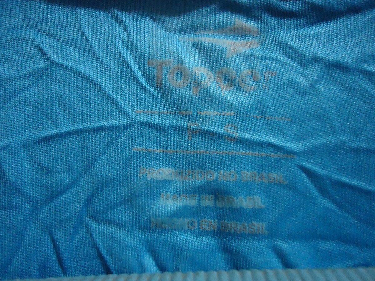 222c22ca32 camisa gremio ( topper   modelo amassado ). Carregando zoom.