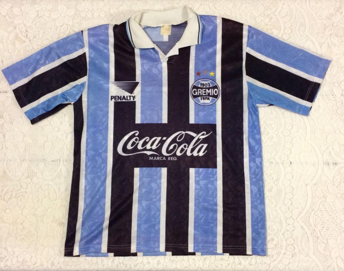 2757ec4c0c camisa grêmio 1994 penalty copa do brasil - colecionador. Carregando zoom.