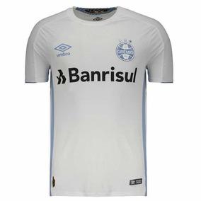 541438a515 Camisa Gremio Branca - Camisas de Futebol Club nacional para Masculino  Grêmio com Ofertas Incríveis no Mercado Livre Brasil