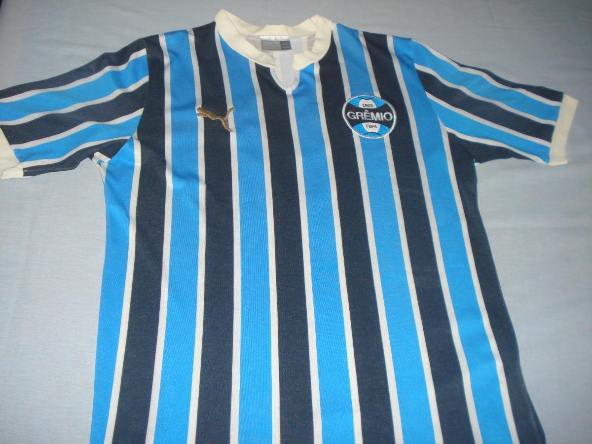 e638ead0a1 camisa grêmio baltazar puma retrô 2006 referente 1981 xxl. Carregando zoom.
