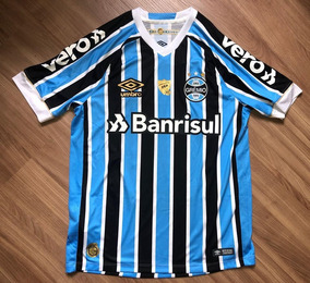 0eea59653b Camisa Do Everton G 2 - Masculina Grêmio em De Times Nacionais no Mercado  Livre Brasil