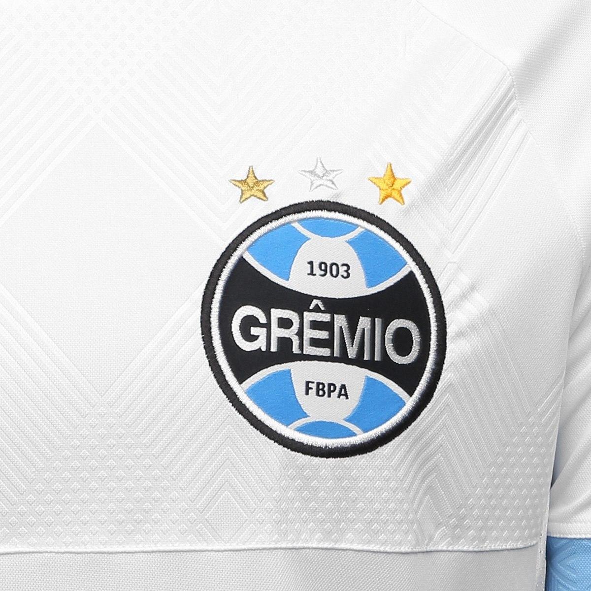 46f7e6291 Camisa Grêmio Ii 2018 S n° Torcedor Umbro Masculina - R  279