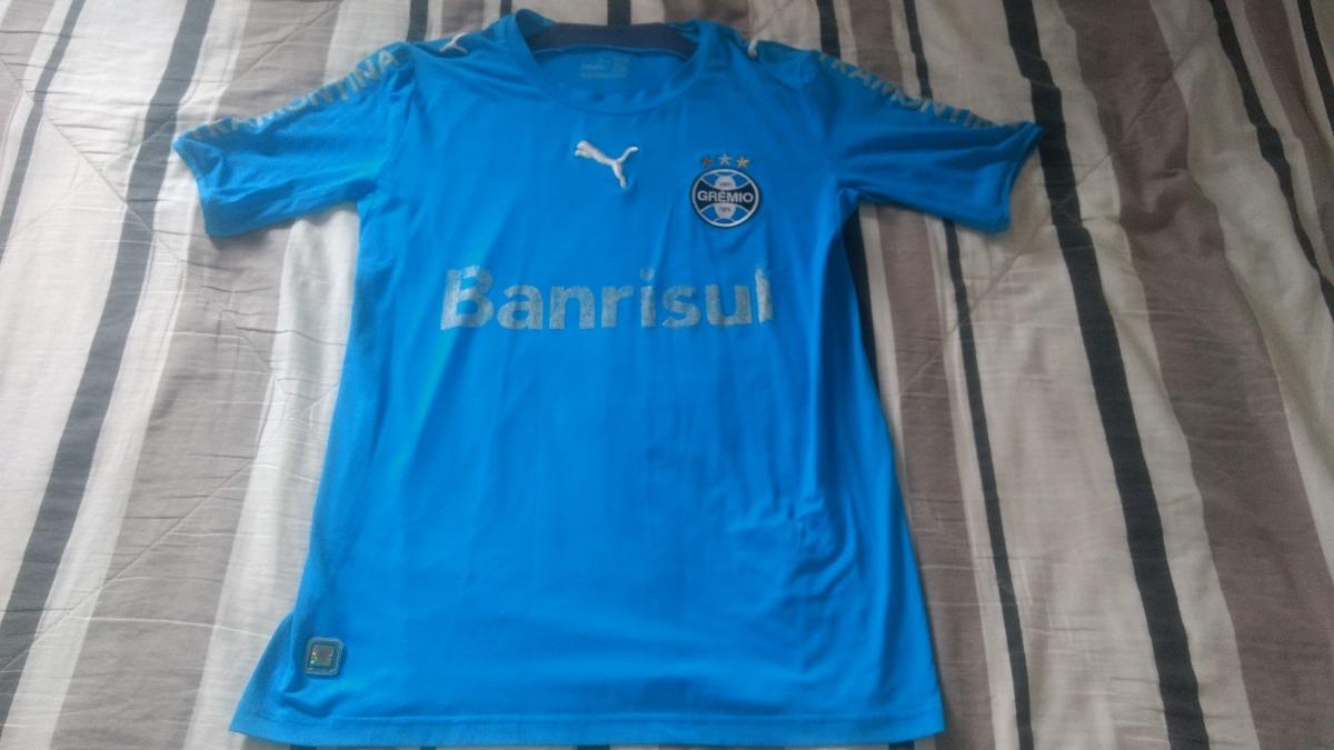 6838731d0d Camisa Grêmio - Puma - 2006 - Azul Celeste - Tam. G - R  60
