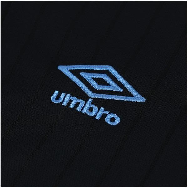 Camisa Grêmio Umbro Feminina Oficial Iii Preta Original - R  189 1ae1e0f5ed278