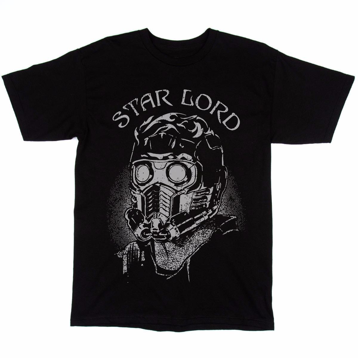 camisa guardiões da galaxia - star lord black sabbath. Carregando zoom. e0b1c11c8791b