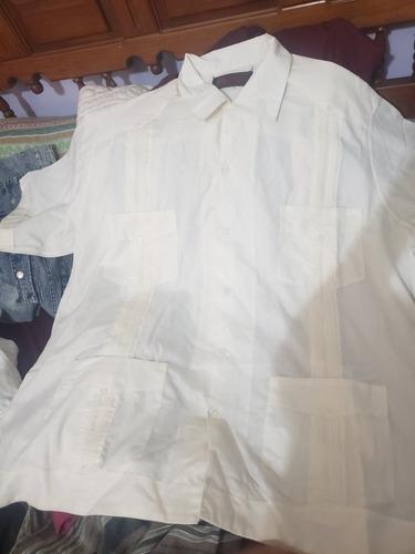 camisa guayabera 2xl