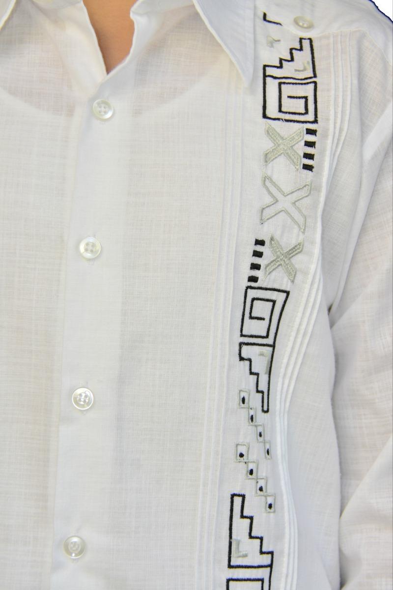 a441442f31 Camisa Guayabera Yucateca Casual Lino Niño  cfkcmp1212 -   550.00 en ...