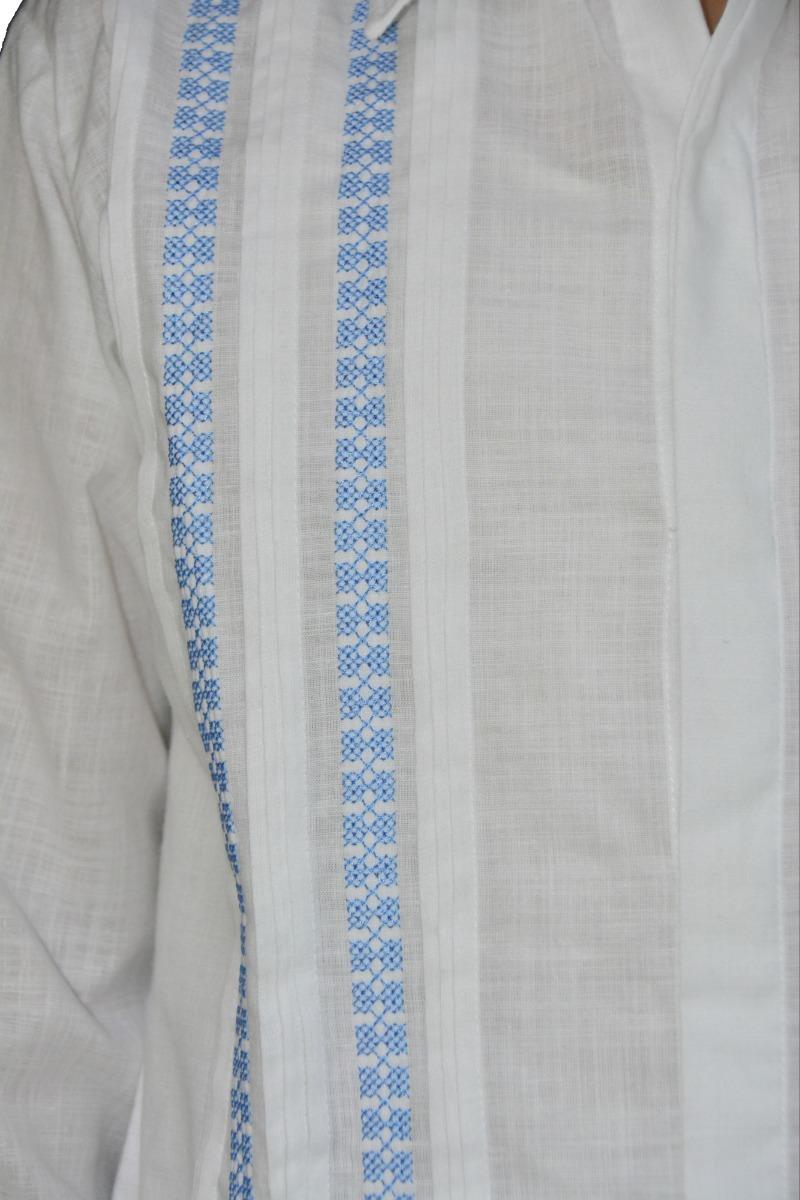 04a692b5cf Camisa Guayabera Yucateca Casual Lino Niño  cfkvik1212 -   550.00 en ...