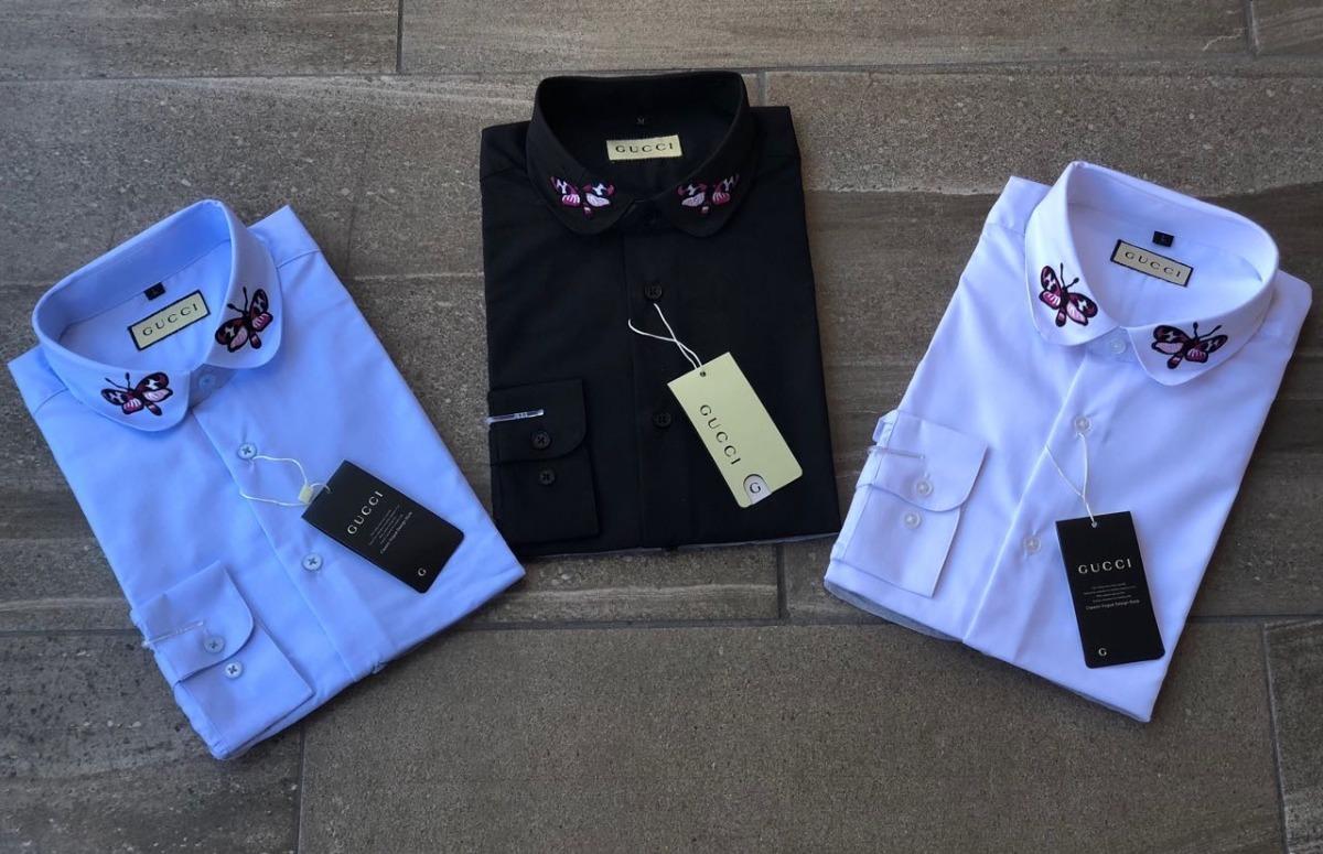 Camisa gucci vestir caballero diseño abeja cargando zoom jpg 1200x775 Abeja  camisas gucci 1cbaf130797db