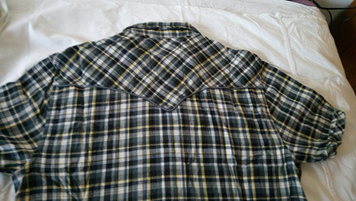 camisa guess manga corta