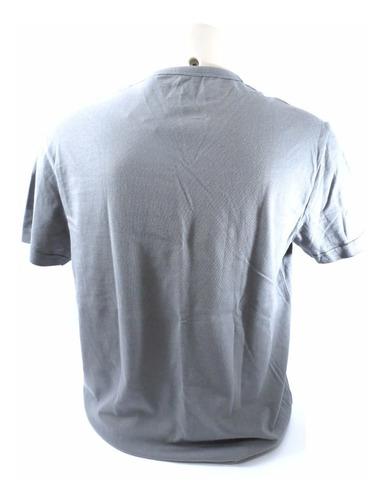 camisa guess masculina cinza original