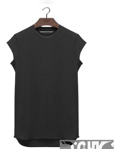 camisa gym para hombre ejercicio manga fit