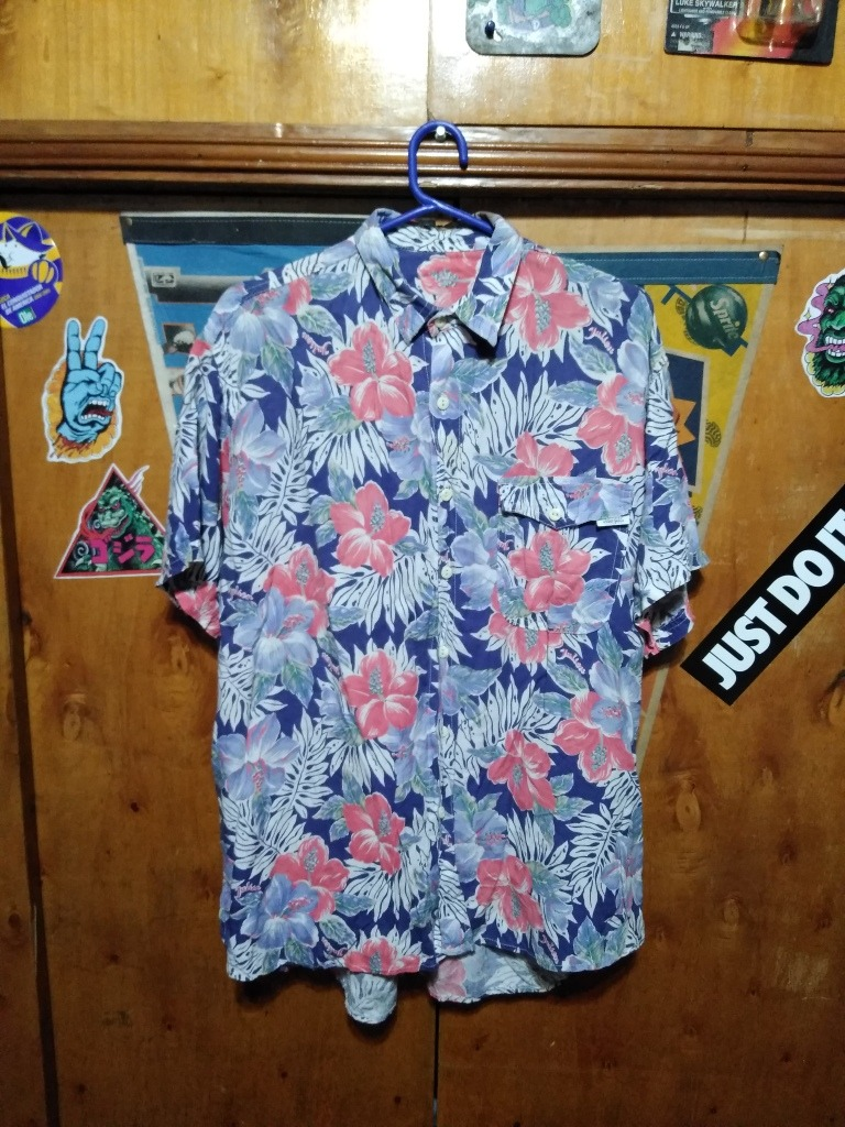 Importada Adidas No Hawaiana Vintagehype Camisa 000 00 Nike1 iTwOklPXZu
