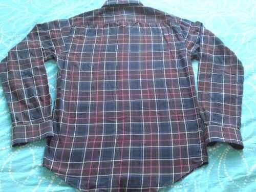 camisa henri lloyd xadrez p manga longa (mod fred perry)