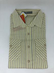 3a939cde565e9 Camisas Esquadra Polo Manga Curta Masculino - Camisa Masculino Cáqui ...