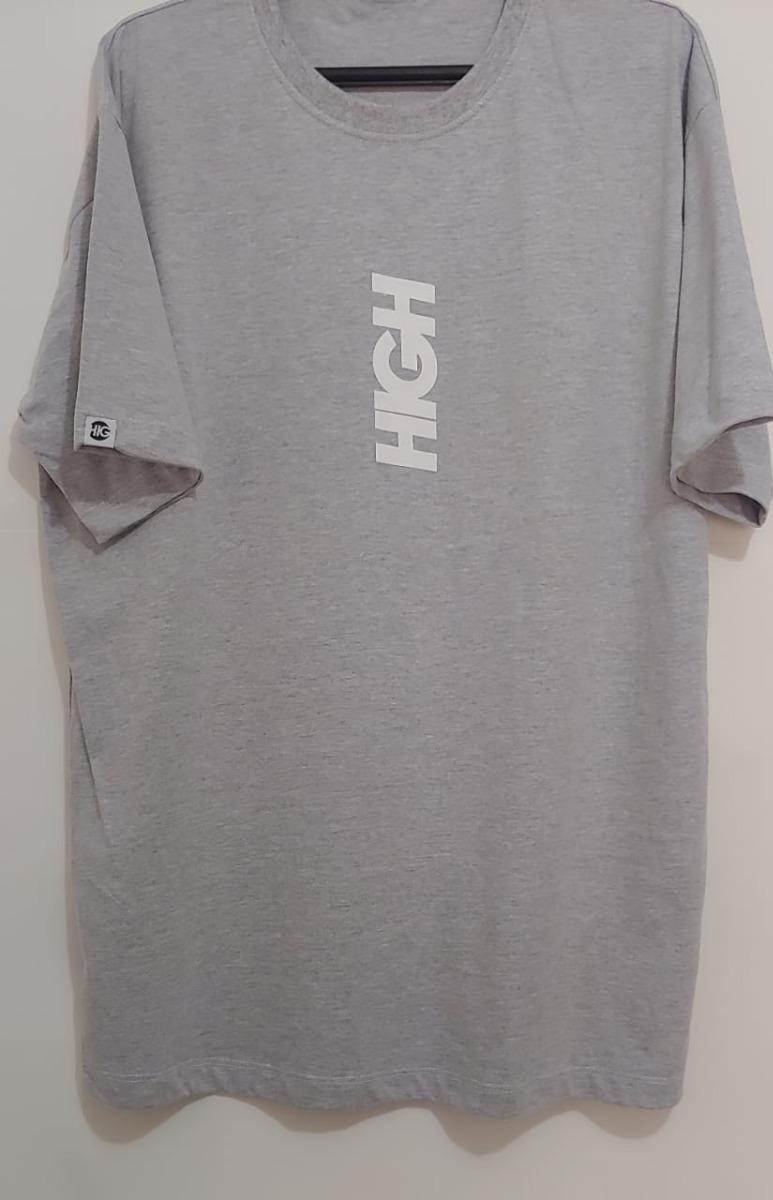 e4d0b1ff24 Camisa High Com Etiqueta