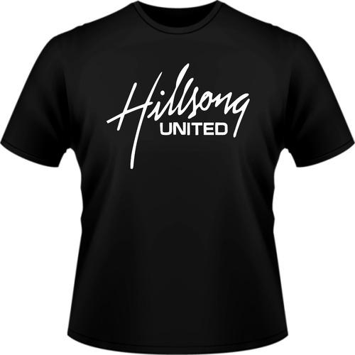 camisa hillsong united banda evangélica camiseta