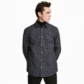 amplia selección de diseños gran descuento reloj Camisa Hm Hombre - Camisas de Hombre Larga L en Mercado ...