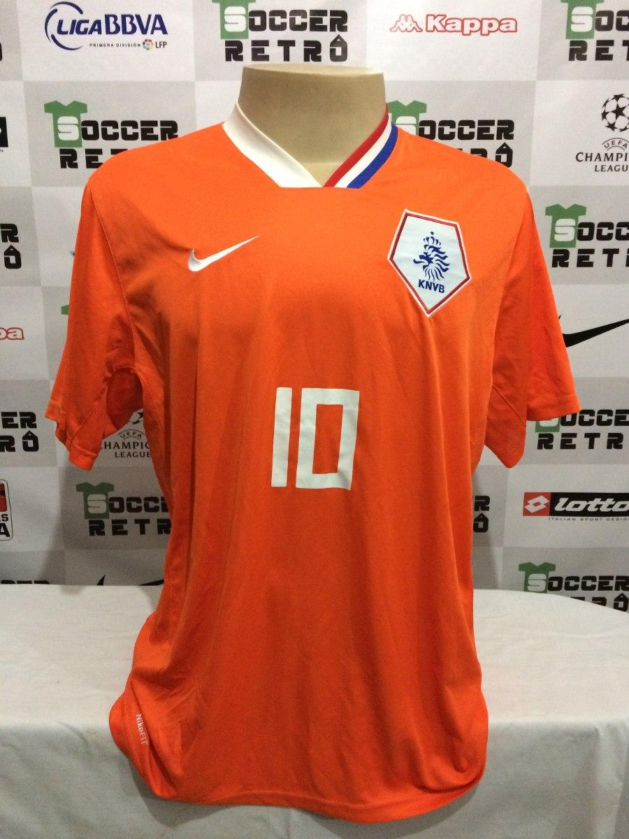 camisa holanda euro 2008 sneijder 10. Carregando zoom. 1e443acd93251