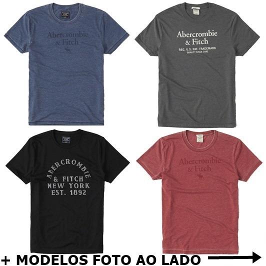Camisa Hollister Importadas Originais Masculina Promoção - R  79 eb8f55ad9d016