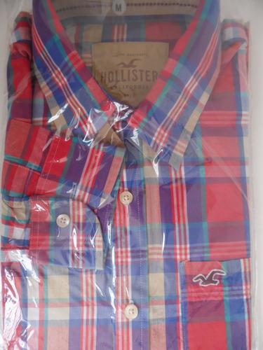 camisa  hollister - oferta !!!