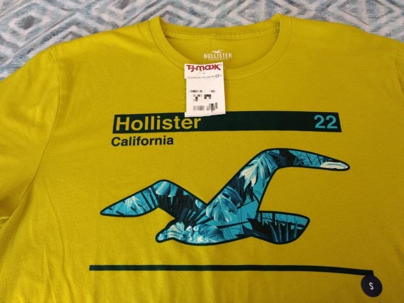 Camisa Hollister Original ( M ) Importada Dos Estados Unidos - R ... de73bb88fc