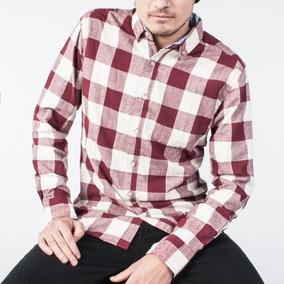 48835d3c76df Camisa Cuadros Roja Mujer - Camisas en Mercado Libre Uruguay