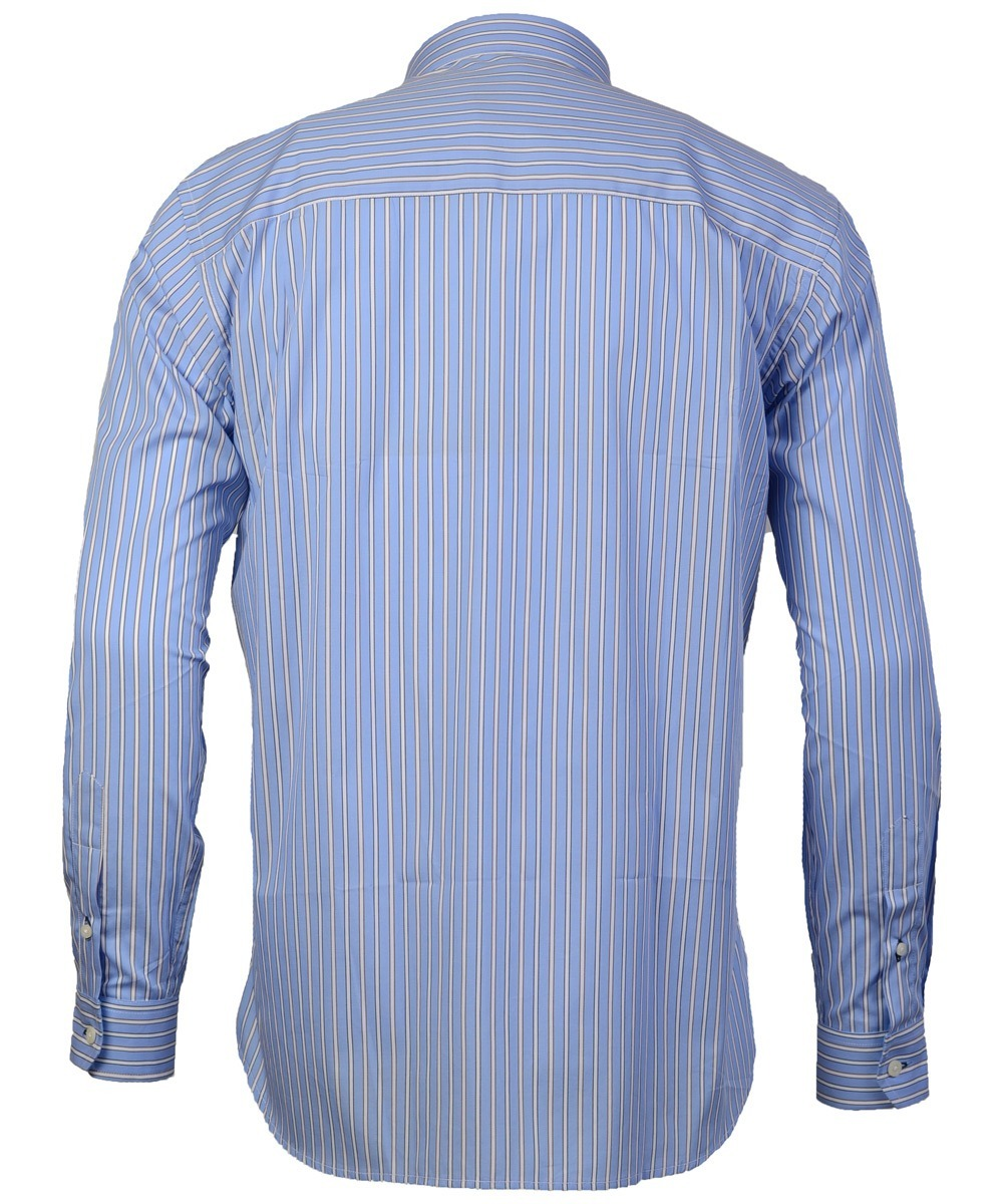 78ecec16cf Camisa Hombre Algodón Poplin Brooksfield Regular Fit B03309z ...