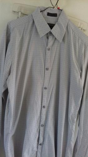 camisa hombre dkny talla ch/s