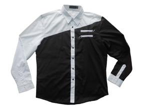 Camisa Hombre Moda Navidad Amor Jeansian Elegante Regalo 2xl thrCsQd