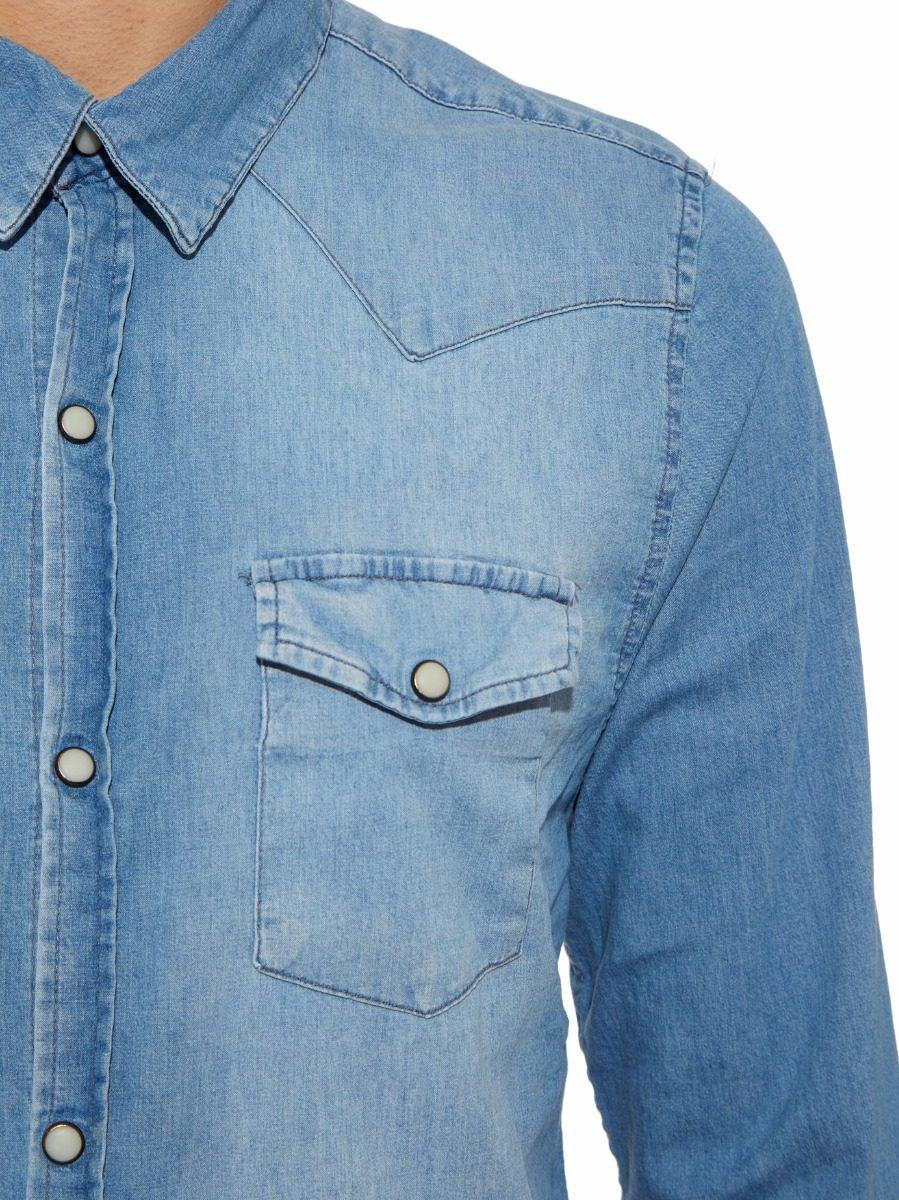 729f619b3e5e6 hombre five camisa the zoom jean net boutique denim fifty Cargando confort  EAqd1q