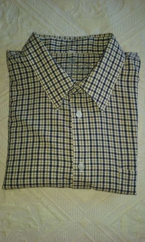 camisa hombre harley talle xl - m/l