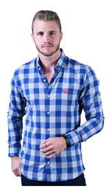 483b616e588f Camisa Para Caballero Marca Bellini - Camisas de Hombre Azul en ...
