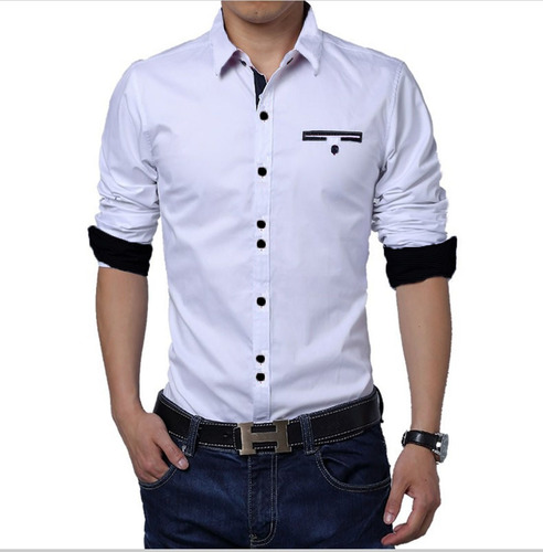 camisa hombre ropa