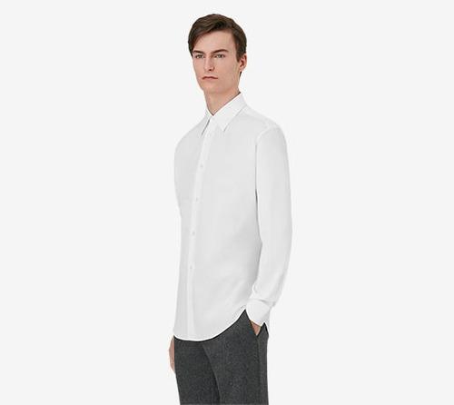 camisa hombre slim-fit entallada christian dior premium new