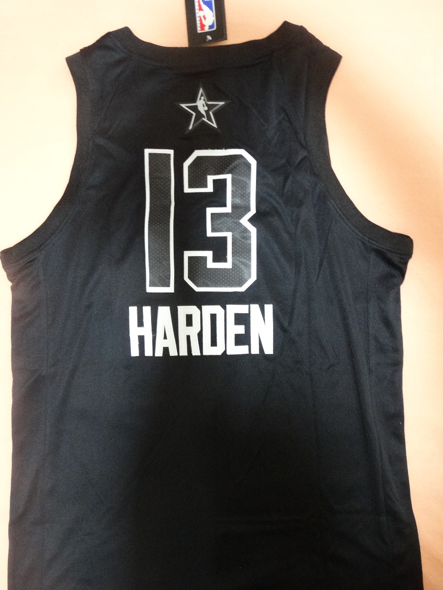 8d68b3f64 camisa houston rockets james harden preta all star game 2018. Carregando  zoom.
