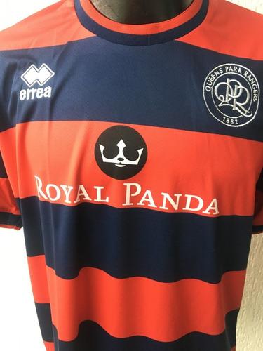 camisa importada errea queens park rangers away - tam.: ggg