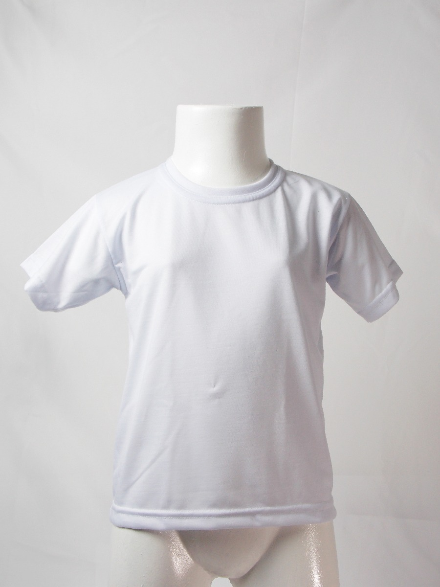 camisa infantil 100% poliester para sublimacao verzzolo. Carregando zoom. 727057885f2