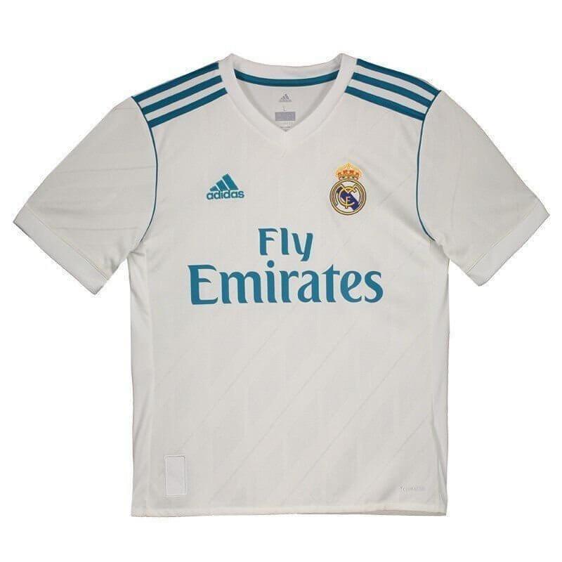 e8dfbd92f32 Camisa Infantil adidas Real Madrid 1 B31111