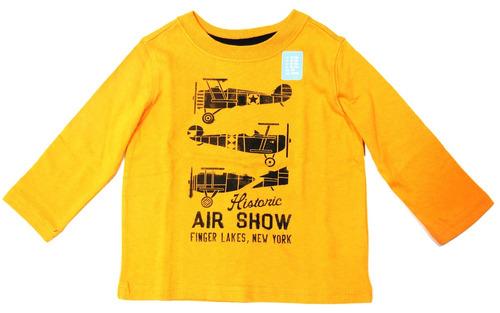 camisa infantil baby gap amarela 6 a 12 meses