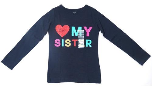 camisa infantil carter's manga longa 6 anos