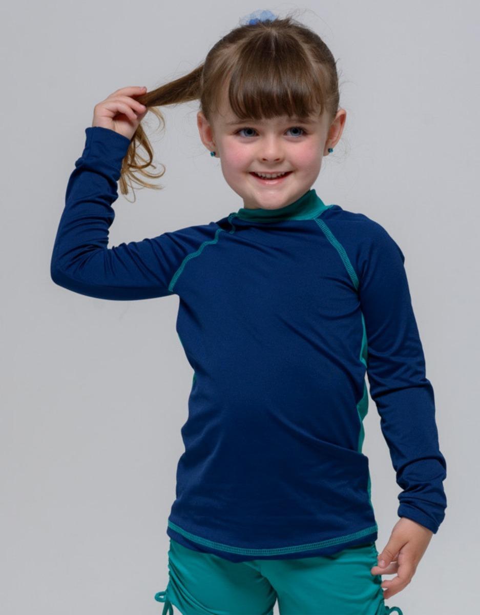 cc2616d13c camisa infantil com proteção solar uv 50+ (proteção máxima). Carregando  zoom.