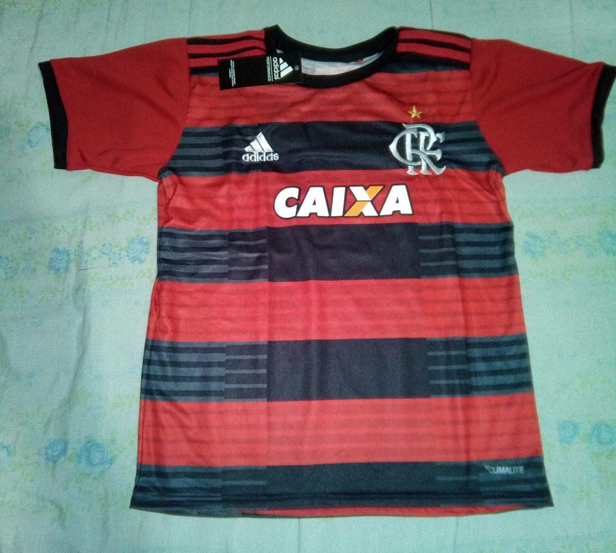 150cf81c334e3 camisa infantil flamengo 2018 -19 supporter 6 a 13 anos. Carregando zoom.