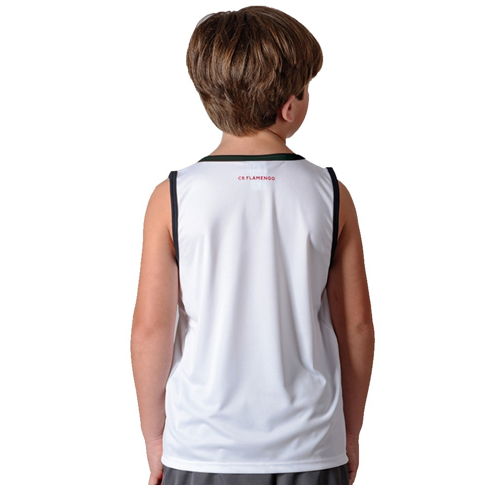 62cfa9d485 camisa infantil flamengo regata oficial crush. Carregando zoom.