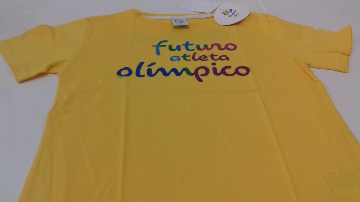 880fb9b68ba570  camisa infantil olimpiadas rio 2016 brasil futuro atleta. Carregando  zoom. b14d132baf635