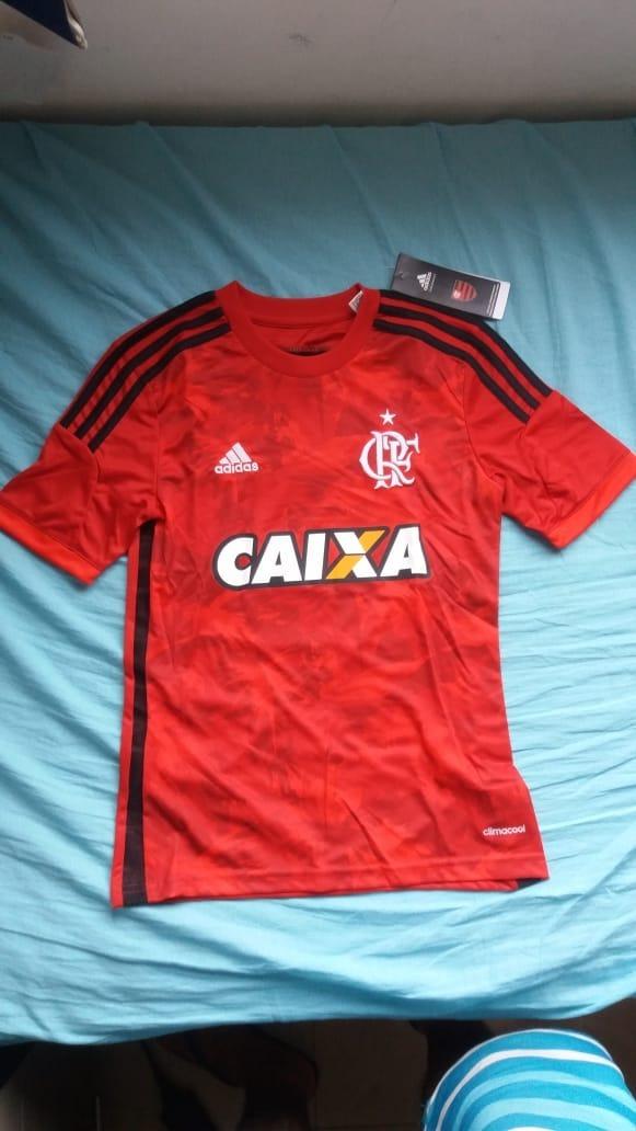 96e302dc84 camisa infantil original flamengo adidas flamengueira. Carregando zoom.